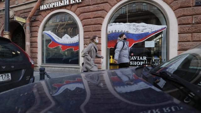 Русия продължава с Covid антирекордите - 37 930 новозаразени за ден