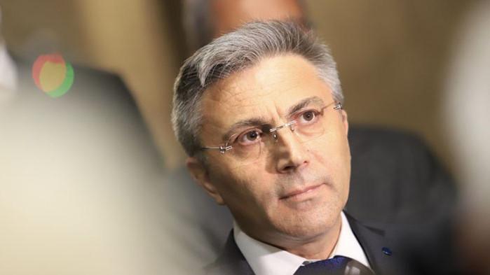 Кандидатите за президент и вицепрезидент на ДПС - Мустафа Карадайъ