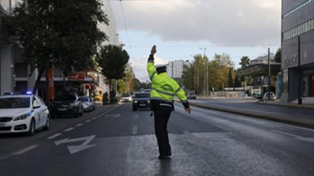 Редуват колите с четни и нечетни номера в Атина