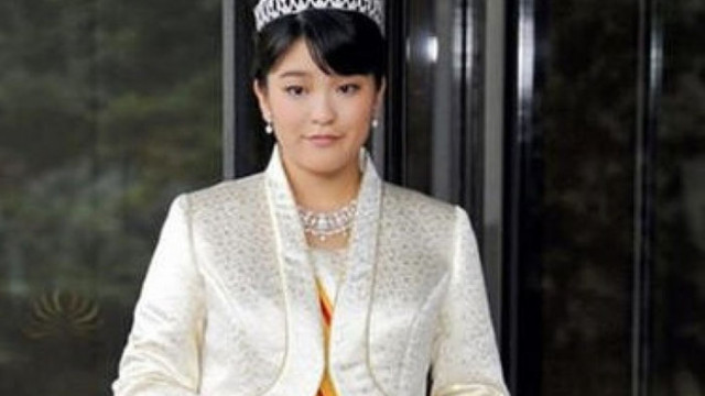 Японската принцеса Мако се омъжи и стана обикновена гражданка
