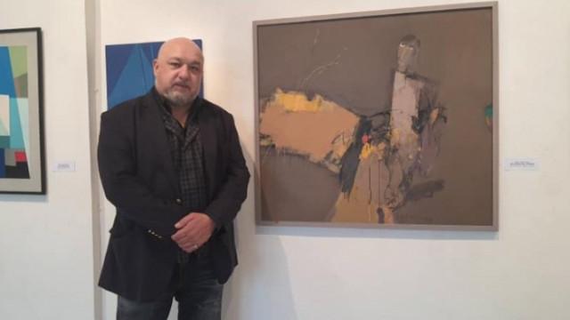 Красен Кралев за поредна година почете варненските художници