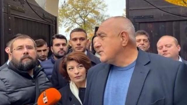 Борисов с първи коментар за решението на КС: Радев е знаел и за гражданството на Петков (ВИДЕО)