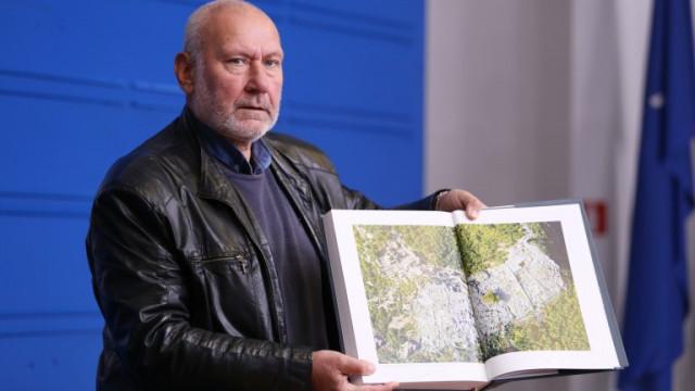 Уникална за България археологическа книга излезе от печат