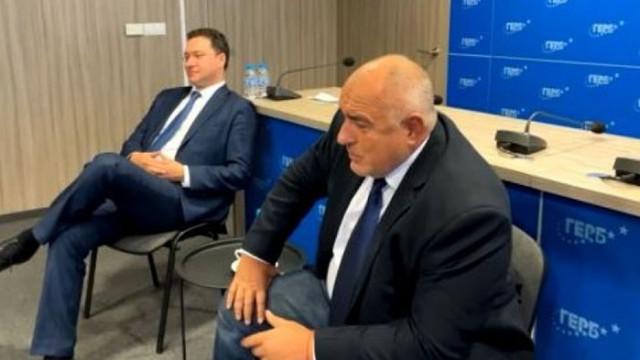 Борисов: Радев ще го отстрани българският народ, това не е работа на партиите (ВИДЕО)