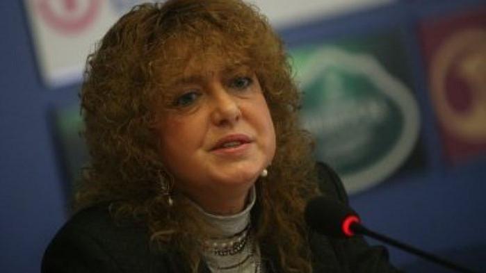 Галина Захарова ще бъде единствената кандидатура за председател на ВКС.