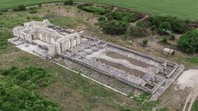 Археолозите откриха сателитно селище на Плиска