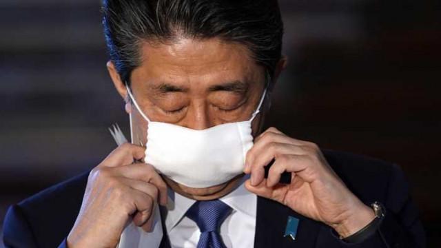 Шиндзо Абе подаде оставка