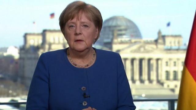 """Меркел: """"Северен поток-2"""" е икономически проект и трябва да бъде завършен"""