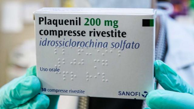 Италия и Белгия също спряха хидроксихлорохина