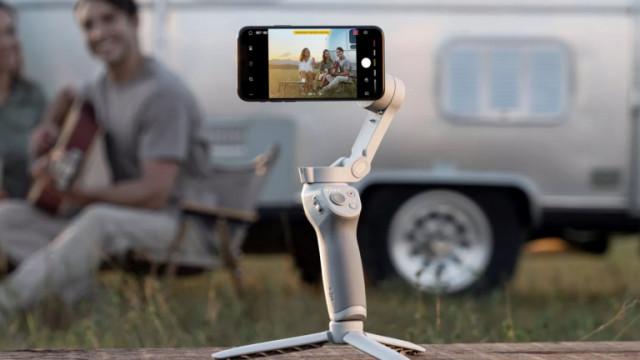 DJI Osmo Moblie 4 и всичко за новия стабилизатор за смартфон