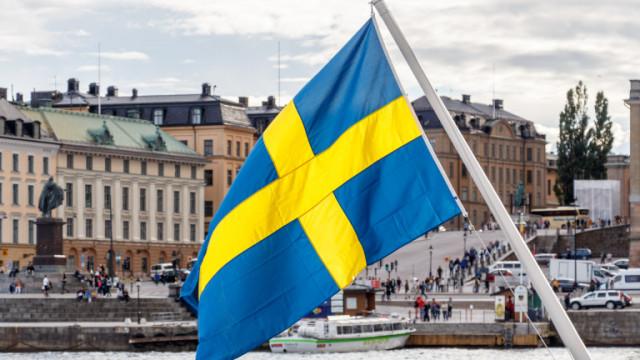 Руски десантни кораби в Балтийско море, Швеция е в бойна готовност