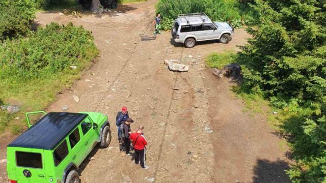 Шофьорите на джипове до Седемте рилски езера били в планината за гъби