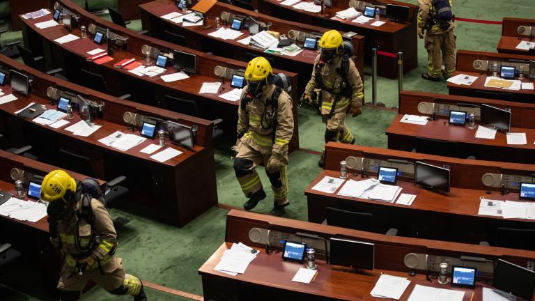 САЩ отмениха специалния статут на Хонконг