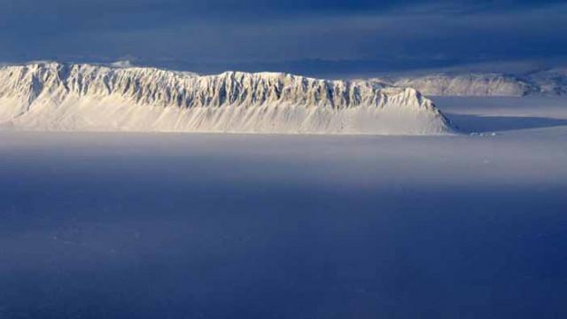 Експедиция откри нов проток в Арктика