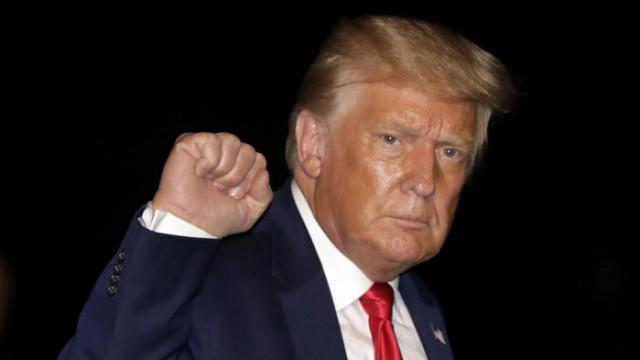 Тръмп: Ако Байдън бъде избран, в САЩ ще настане революция