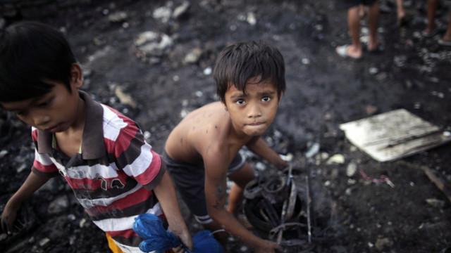 86 милиона деца в света са застрашени от бедност