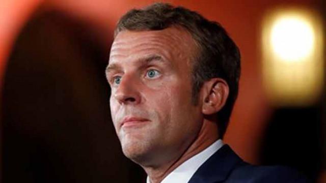 Макрон: Ливан ще има ново правителство до 15 дни