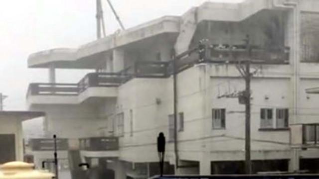"""Северна и Южна Корея обявиха тревога с приближаването на тайфуна """"Майсак"""""""