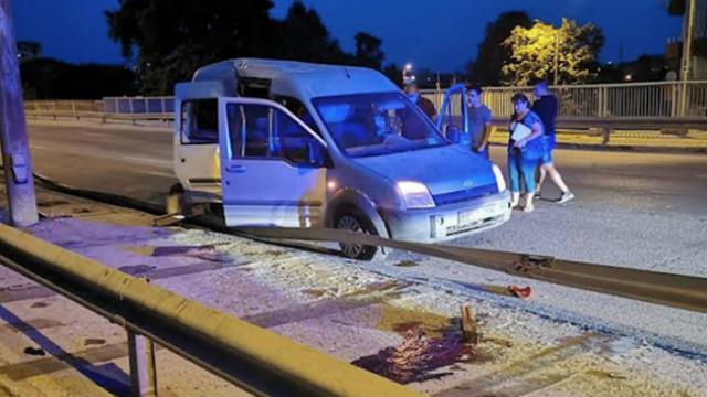 14-годишен причини катастрофа и уби двама души в Добрич