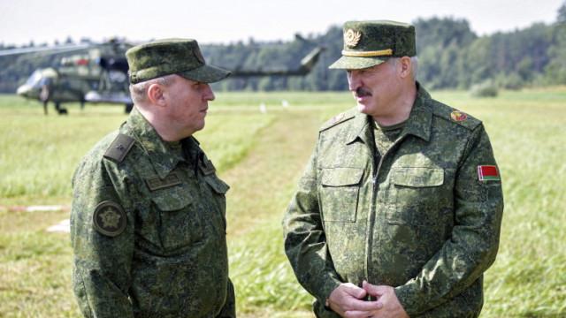 Действията на НАТО принуждавали Беларус към военен отговор