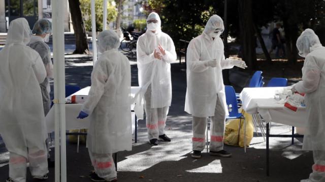 Тревожни COVID-19 новини от Франция, Испания и Италия