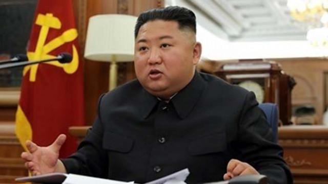 Северна Корея може би се готви за изпитание с подводница с балистична ракета