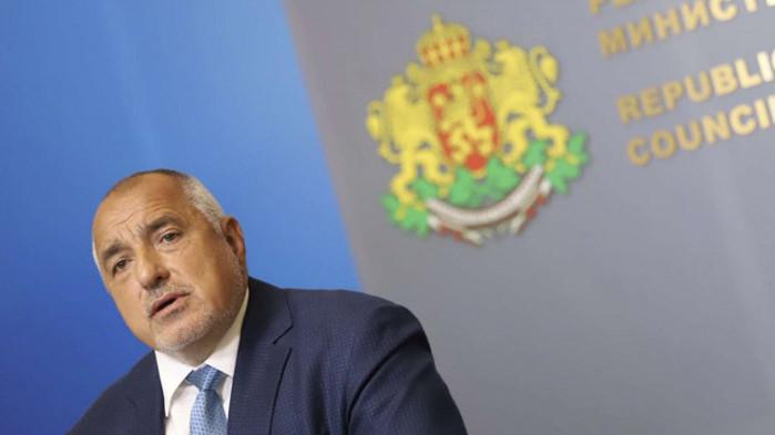Борисов: По-добро бъдеще не се постига с ковчези, бесилки, бомбички и унизени служители на реда