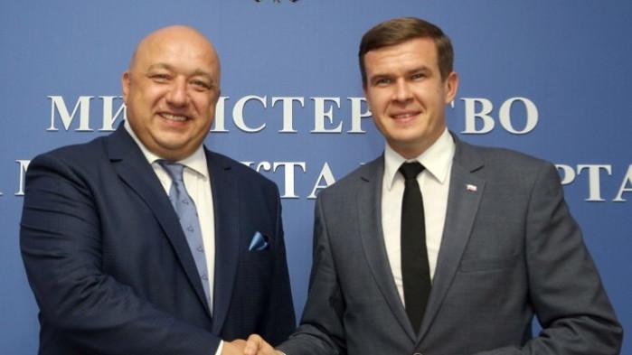 Президентът на WADA към Кралев: Благодаря Ви за ползотворната дискусия