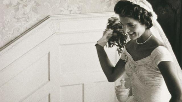 Тайната на сватбената рокля на Джаки Кенеди