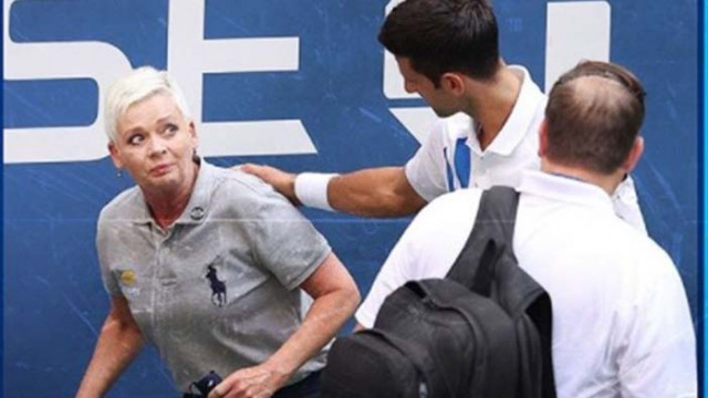 Изгониха Джокович от US Open