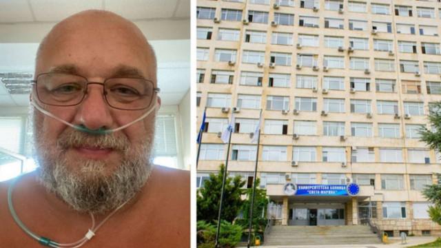 Министър Кралев изкарал тежко коронавируса, но вече е у дома