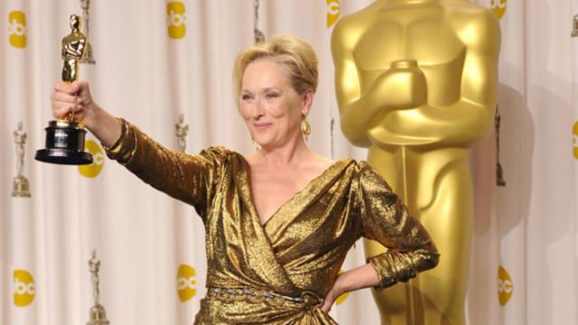 Мерил Стрийп, Катрин Хепбърн и актрисите с най-много спечелени Оскари