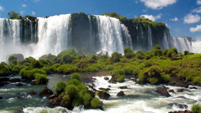 Това са 12 от най-красивите водопади на света
