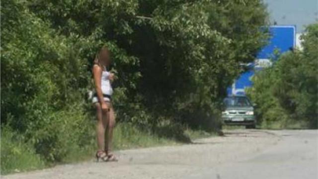 Съдът наложи глоба на 35-годишна жена, проституирала на пътя Варна - Бургас