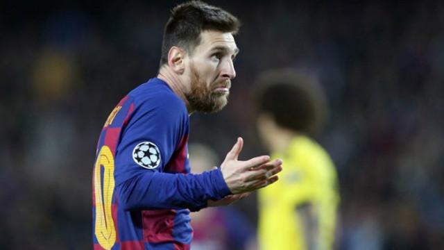 Барселона не се съгласи на 181 милиона за Меси