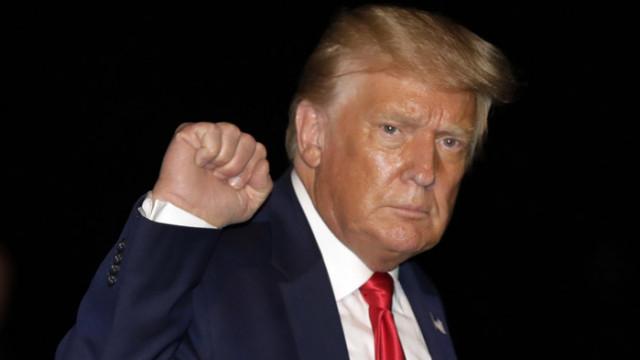 Тръмп номиниран за Нобелова награда за мир