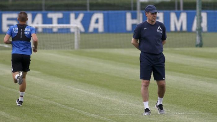 Левски ще е без основен играч в първата си контрола