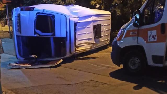 След снощната катастрофа във Варна: Четирима ранени, жена е с тежки травми