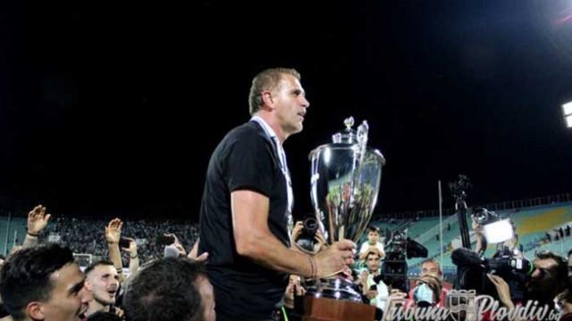 Бруно Акрапович: Момчетата ще се справят и с двата мача
