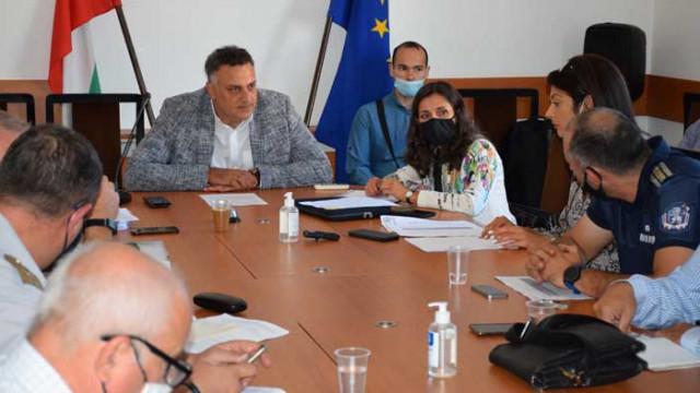 С близо 20% са намалели пътнотранспортните произшествия в региона на Черноморието през летния сезон