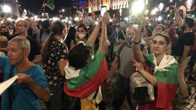 Колко души присъстваха на Второто велико народно въстание?