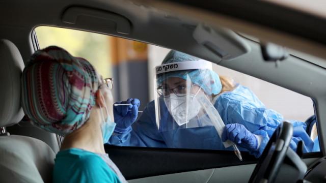 Израел подготвя нови блокади след пик на заразени