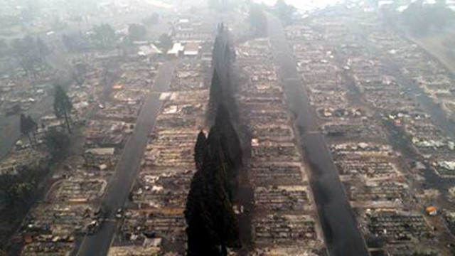Жертвите на горските пожари в Орегон станаха 16