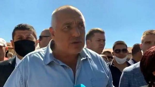 Борисов: Винаги съм уважавал протестите и съм слушал хората, към провокаторите изпитвам неприязън