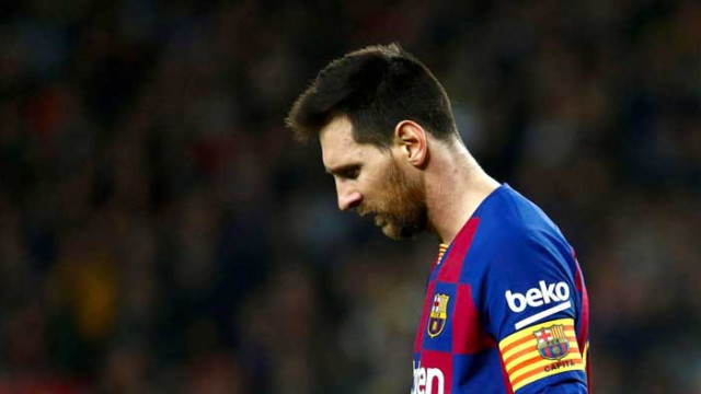 Лионел Меси остава капитан на Барселона