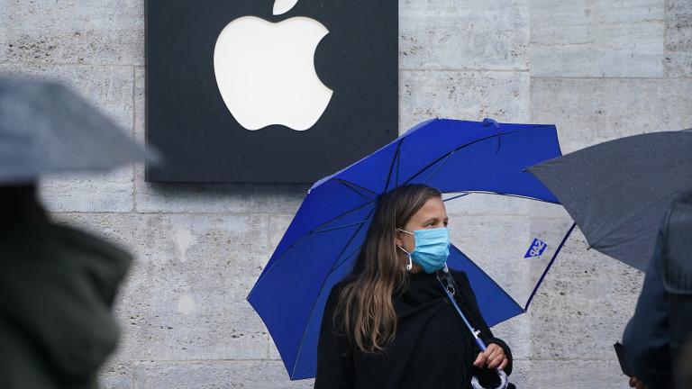 Apple, ClearMask и как компанията започва да произвежда и предпазни маски