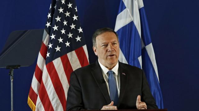 САЩ са загрижени за напрежението между Гърция и Турция