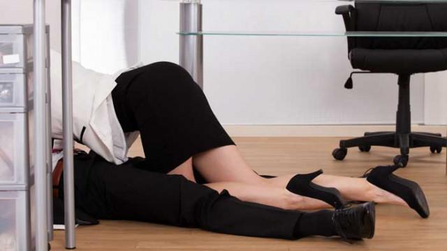 Сексът на работното място: добрите и лошите страни на авантюрите в офиса