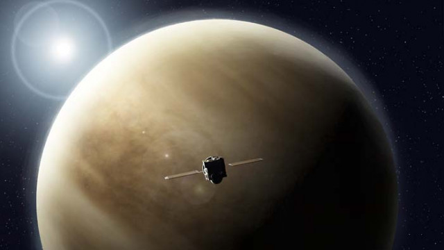 На Венера са открити признаци на живот