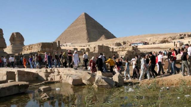 Пирамидата в Гиза все още крие своите тайни